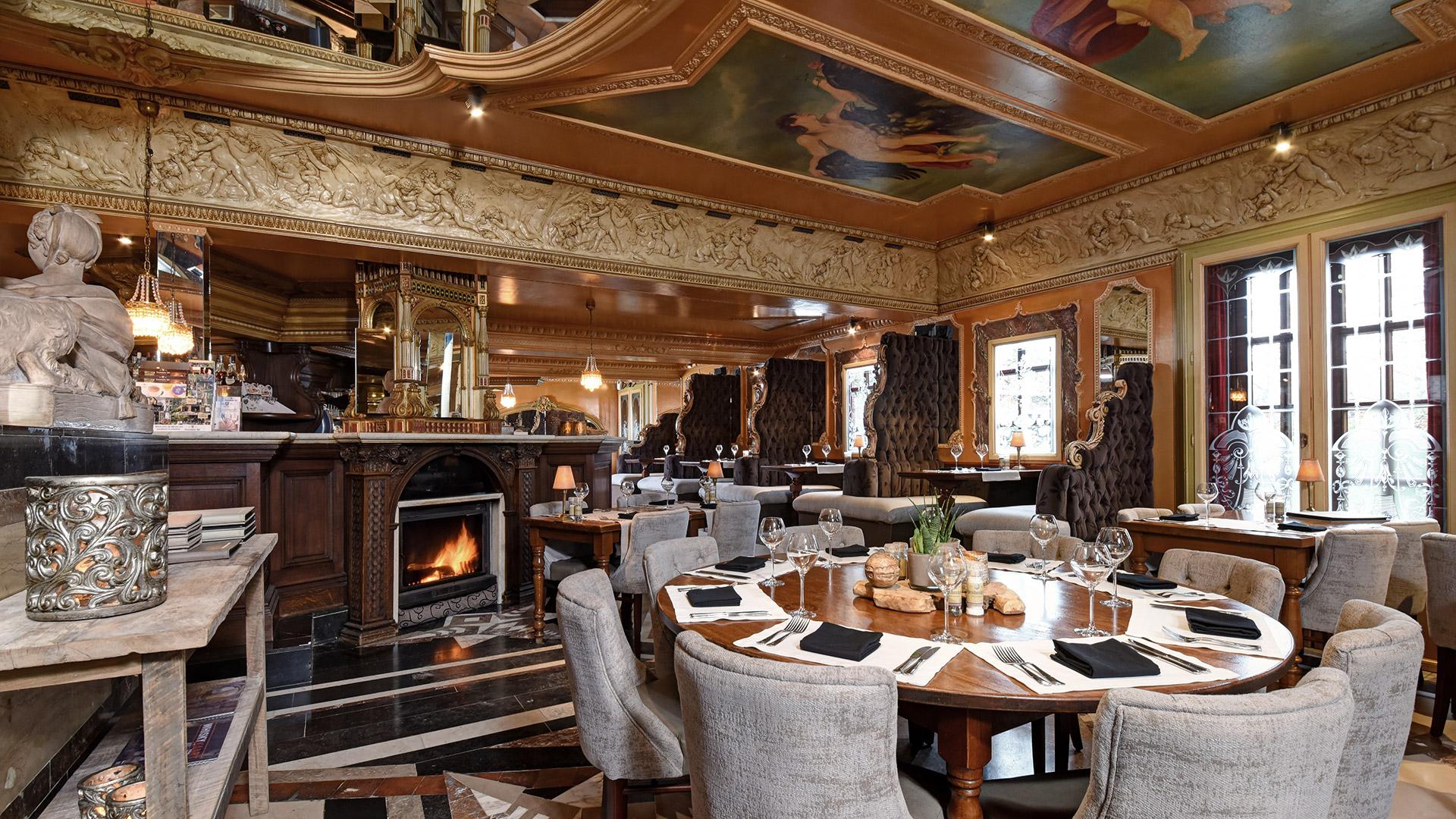 Brasserie - Corsendonks Hof