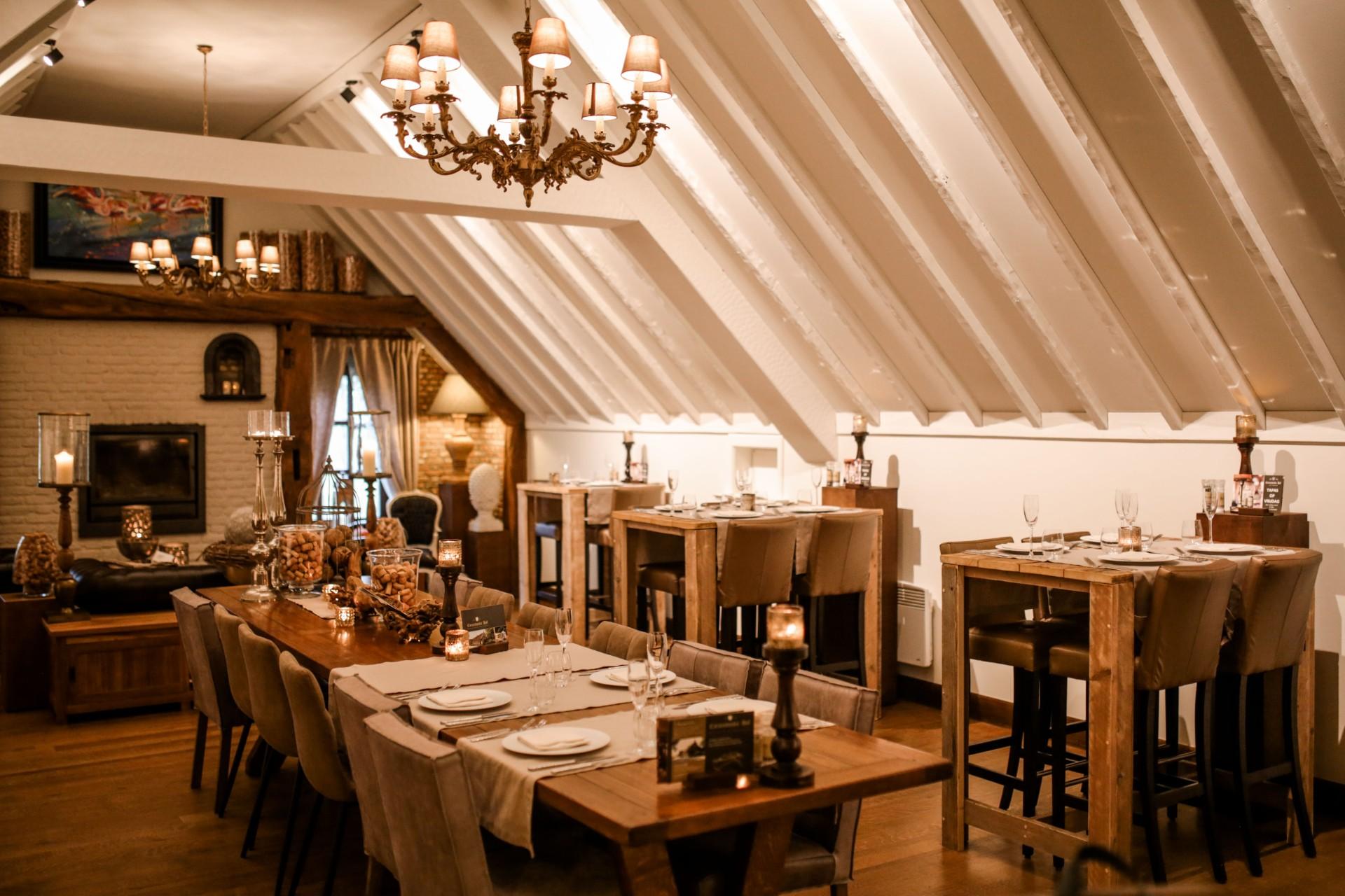 Bovenbar - Corsendonks Hof