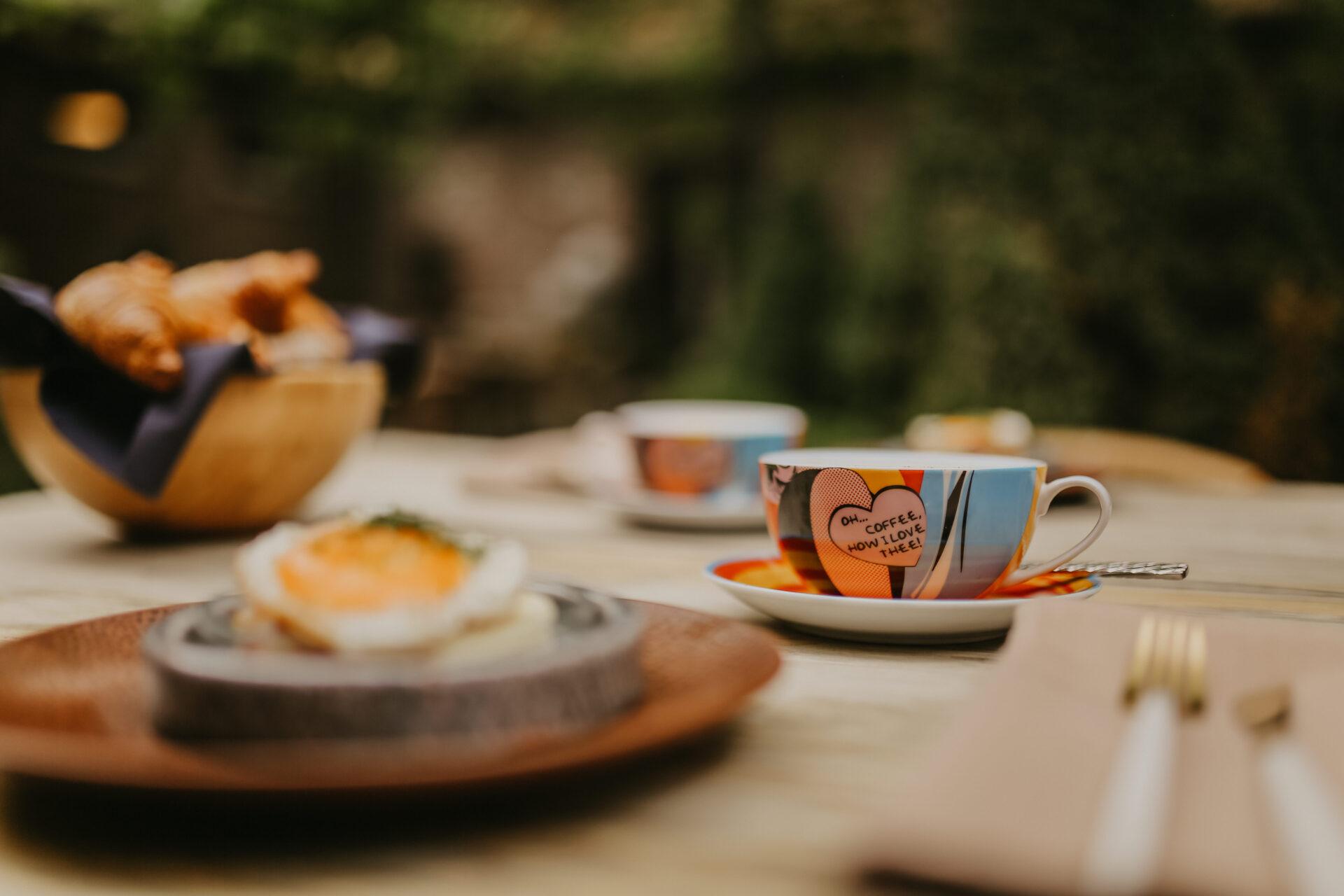 Ontbijten - Corsendonks Hof