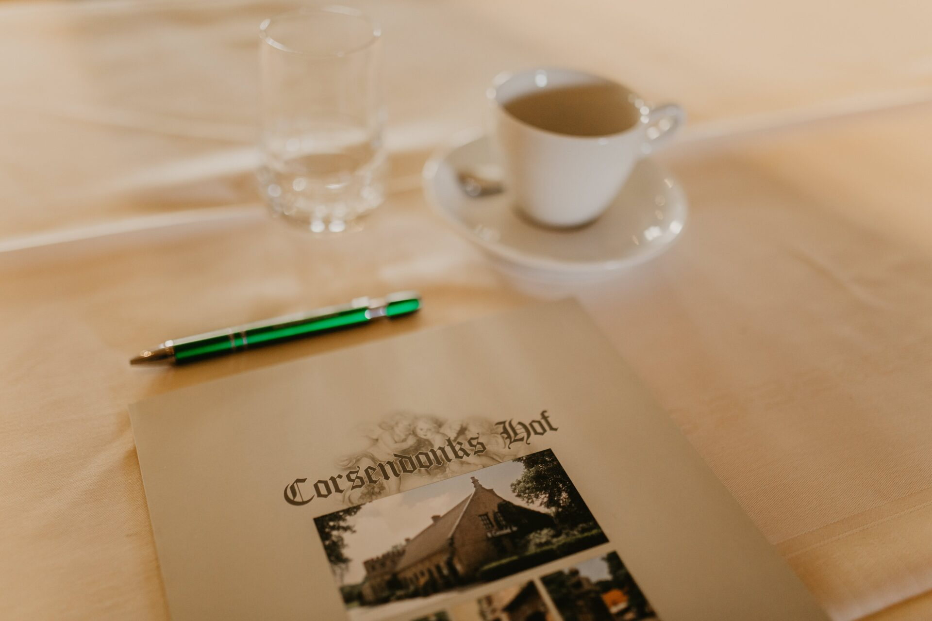 Business - Corsendonks Hof