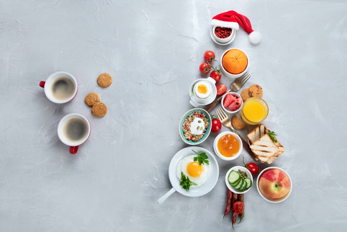 Ontbijten aan huis tijdens de feestdagen - Corsendonks Hof
