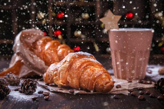 Ontbijten aan huis tijdens de feestdagen