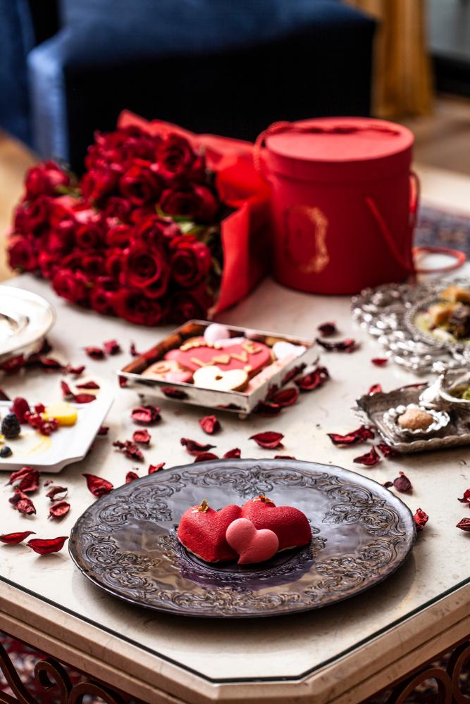 Valentijn bij u thuis - Corsendonks Hof